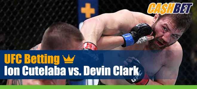 Ion Cutelaba vs. Devin Clark