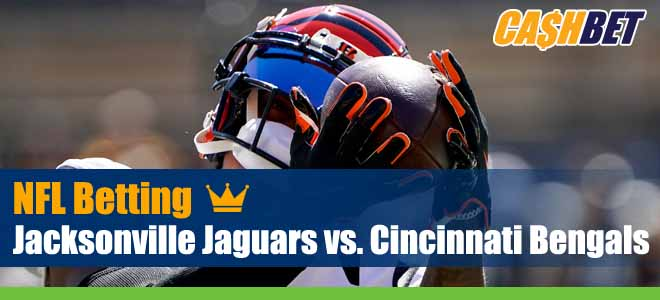 Jacksonville Jaguars vs Cincinnati Bengals