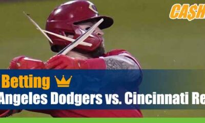 Los Angeles Dodgers vs. Cincinnati Reds