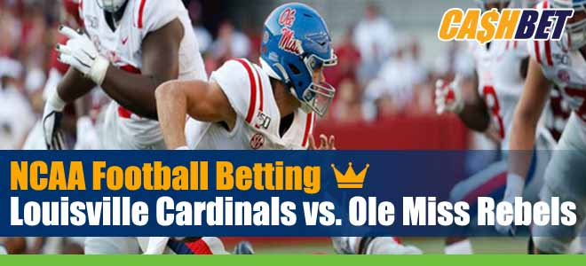 Louisville Cardinals and Ole Miss Rebels