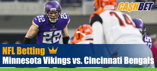 Minnesota Vikings vs. Cincinnati Bengals
