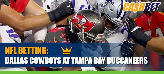 Dallas Cowboys vs. Tampa Bay Buccaneers Betting Information