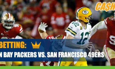 Packers vs. 49ers Updated Odds and Predictions
