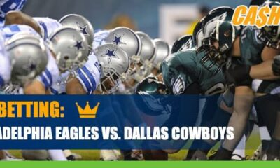 Philadelphia Eagles vs. Dallas Cowboys Betting Information