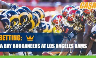 Tampa Bay Buccaneers vs. Los Angeles Rams Betting Information