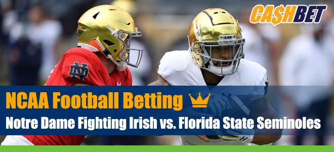 Notre Dame Fighting Irish vs. Florida State Seminoles