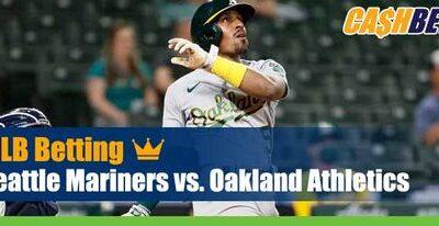 Seattle Mariners vs. Oakland Athletics
