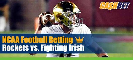 Toledo Rockets vs. Notre Dame Fighting Irish