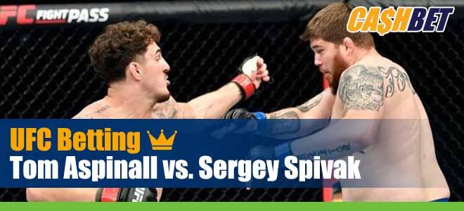 Tom Aspinall vs. Sergey Spivak