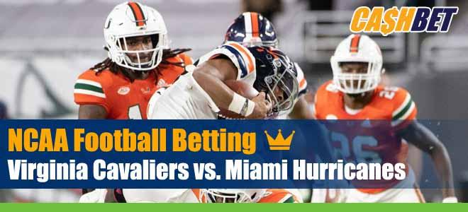 Virginia Cavaliers vs. Miami Hurricanes