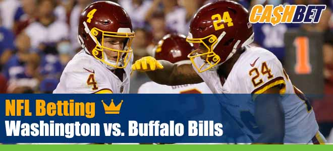 Washington Football Team vs. Buffalo Bills
