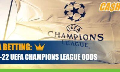 2021-22 UEFA Champions League Odds