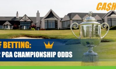 Top Golf Betting Lines for 2022 PGA Championship