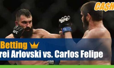 Andrei Arlovski vs Carlos Felipe