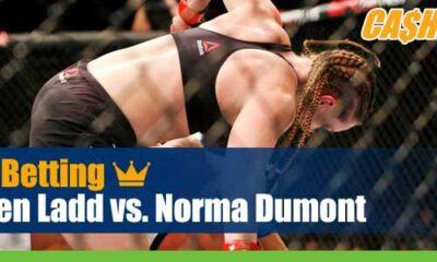 Aspen Ladd vs Norma Dumont