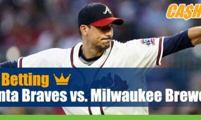 Atlanta Braves vs. Milwaukee Brewers