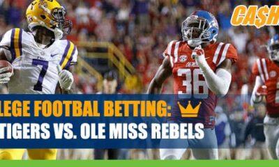 LSU Tigers vs. Ole Miss Rebels Betting Information