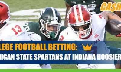Michigan State Spartans vs. Indiana Hoosiers Betting NCAA Football Odds