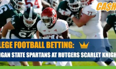 Michigan State Spartans vs. Rutgers Scarlet Knights Updated Odds and Predictions