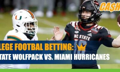 NC State Wolfpack vs. Miami Hurricanes Betting Odds, Spread and Picks