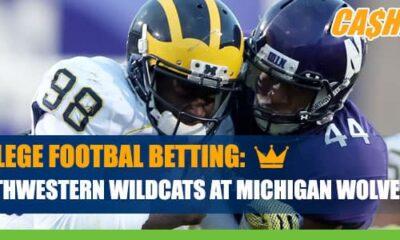 Northwestern Wildcats vs. Michigan Wolverines Betting Information