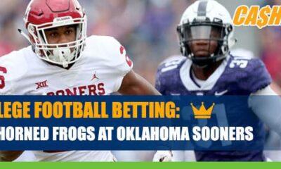 TCU Horned Frogs vs. Oklahoma Sooners Betting Information