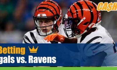 Cincinnati Bengals vs Baltimore Ravens