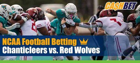 Coastal Carolina Chanticleers vs. Arkansas State Red Wolves