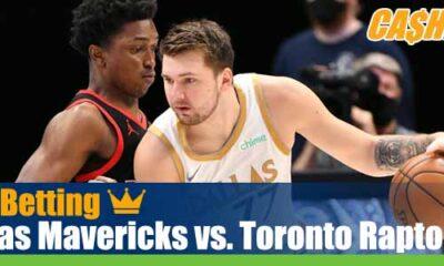 Dallas Mavericks vs. Toronto Raptors