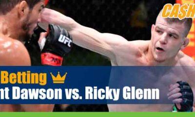 Grant Dawson vs. Ricky Glenn