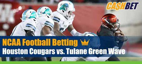 Houston Cougars vs. Tulane Green Wave