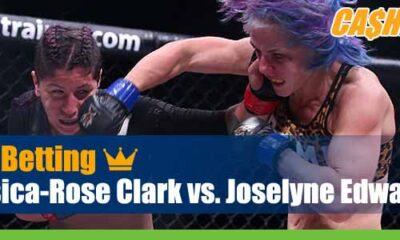 Jessica-Rose Clark vs. Joselyne Edwards
