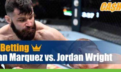 Julian Marquez vs Jordan Wright