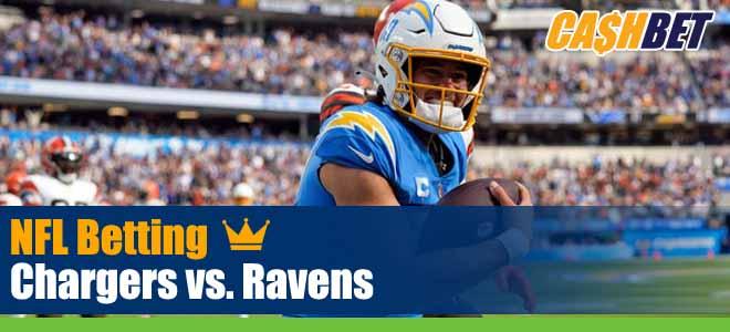 Los Angeles Chargers vs. Baltimore Ravens NFL Week 6