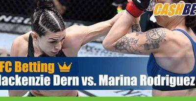 Mackenzie Dern vs. Marina Rodriguez