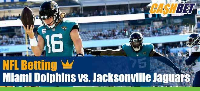 Miami Dolphins vs. Jacksonville Jaguars NFL Week 6