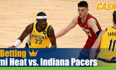 Miami Heat vs. Indiana Pacers