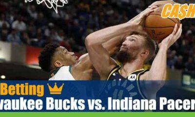 Milwaukee Bucks vs. Indiana Pacers