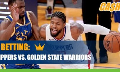 LA Clippers vs. Golden State Warriors NBA Betting Odds, Analysis and Picks