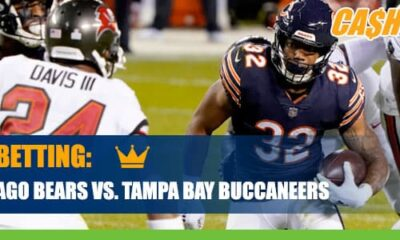 Chicago Bears vs. Tampa Bay Buccaneers Betting Information