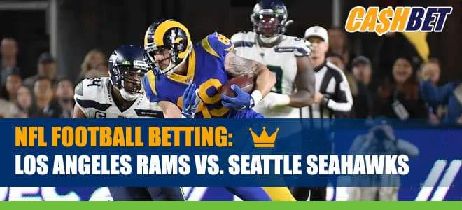 Los Angeles Rams vs. Seattle Seahawks Betting Information
