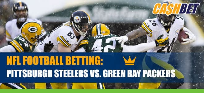 Pittsburgh Steelers vs. Green Bay Packers Betting Information