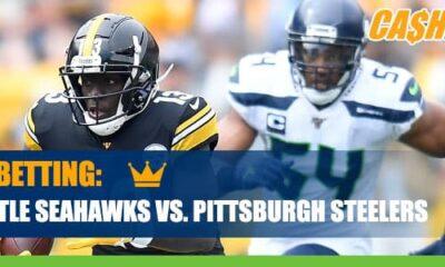 Seattle Seahawks vs. Pittsburgh Steelers Betting Information
