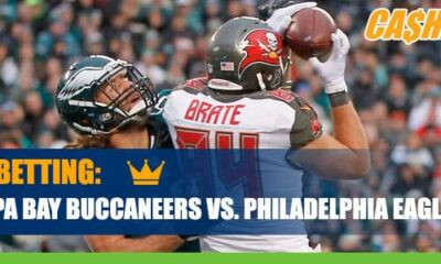 Tampa Bay Buccaneers vs. Philadelphia Eagles Betting Information