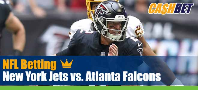 New York Jets vs. Atlanta Falcons NFL Week 5