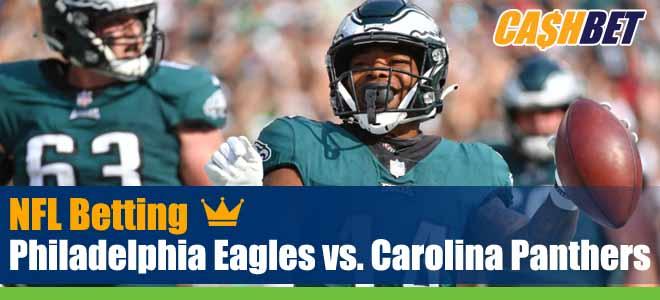 Philadelphia Eagles vs. Carolina Panthers NFL Week 5
