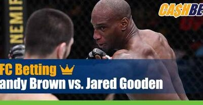 Randy Brown vs. Jared Gooden