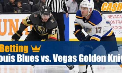St. Louis Blues vs. Vegas Golden Knights