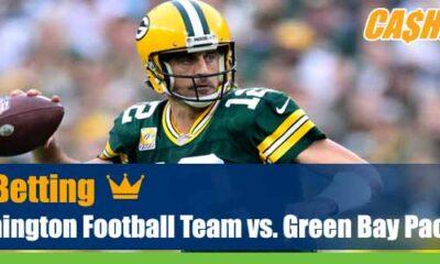 Washington Football Team vs. Green Bay Packers